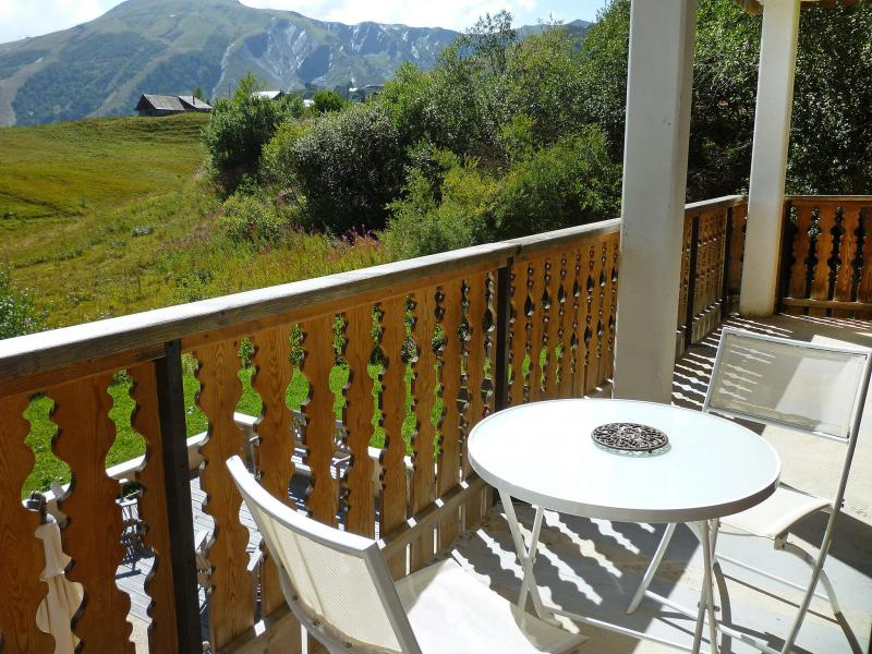 Holiday in mountain resort 4 room apartment 6 people (5) - 1.2.3 Soleil - La Toussuire - Accommodation