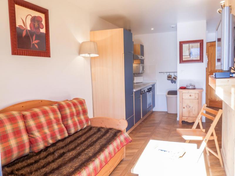 Vakantie in de bergen Appartement 2 kamers 4 personen (2) - 1.2.3 Soleil - La Toussuire - Buiten zomer