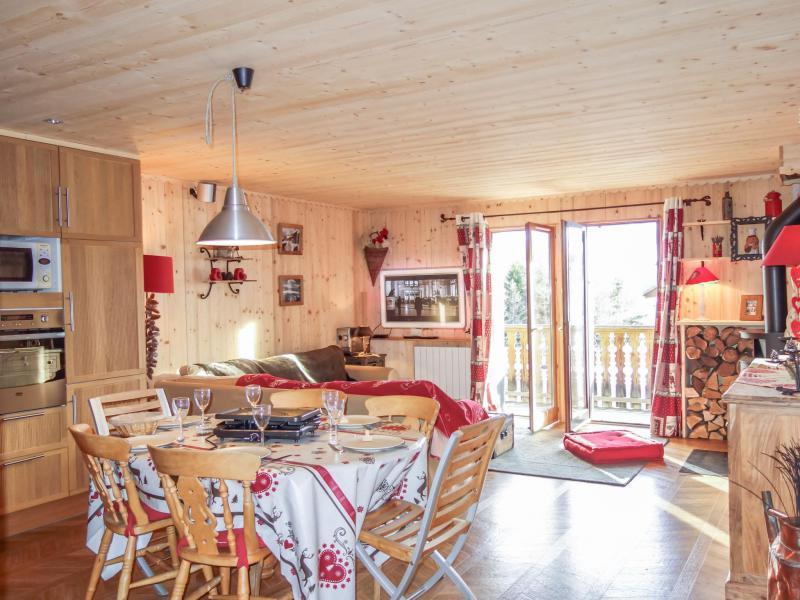 Vakantie in de bergen Appartement 3 kamers 6 personen (7) - 1.2.3 Soleil - La Toussuire - Buiten zomer