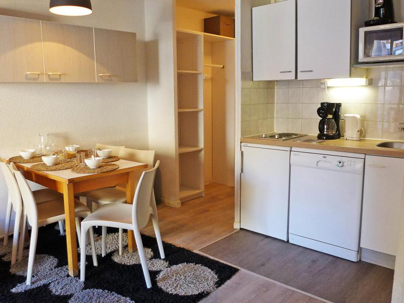 Holiday in mountain resort 2 room apartment 5 people (1) - Altineige - Val Thorens - Accommodation
