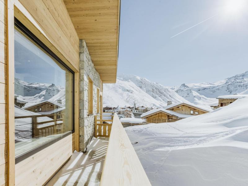 Каникулы в горах Апартаменты 2 комнат 6 чел. (1) - Altitude 2100 - Tignes - квартира