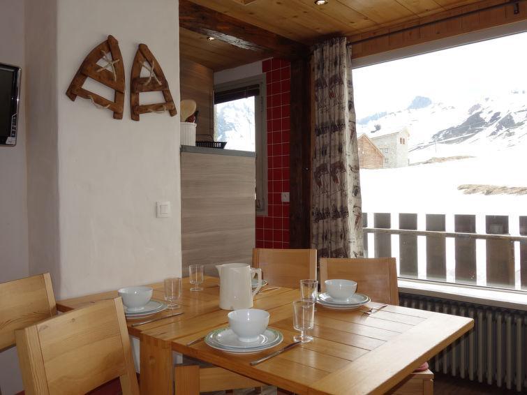 Wakacje w górach Apartament 2 pokojowy 6 osób (1) - Altitude 2100 - Tignes - Zakwaterowanie