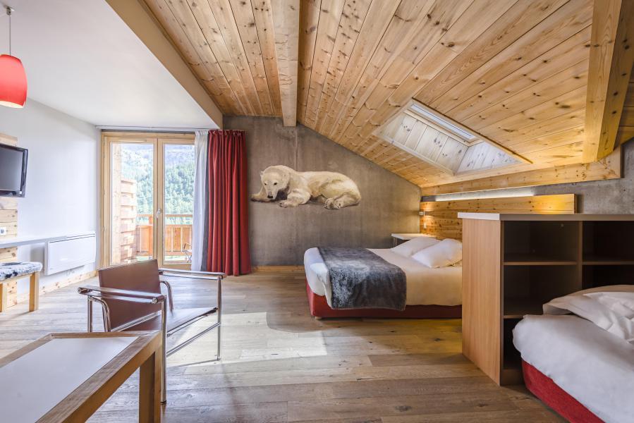 Vacances en montagne Anova Hôtel & Spa - Montgenèvre - Chambre