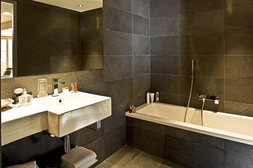 Vacances en montagne Anova Hôtel & Spa - Montgenèvre - Salle de bains