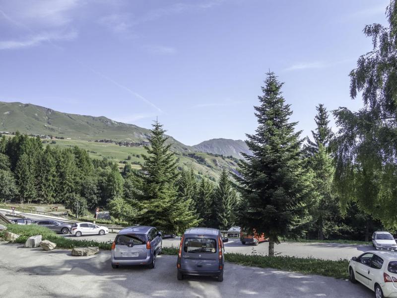 Vacaciones en montaña Apartamento 1 piezas para 2 personas (1) - Antarès - Le Corbier - Alojamiento
