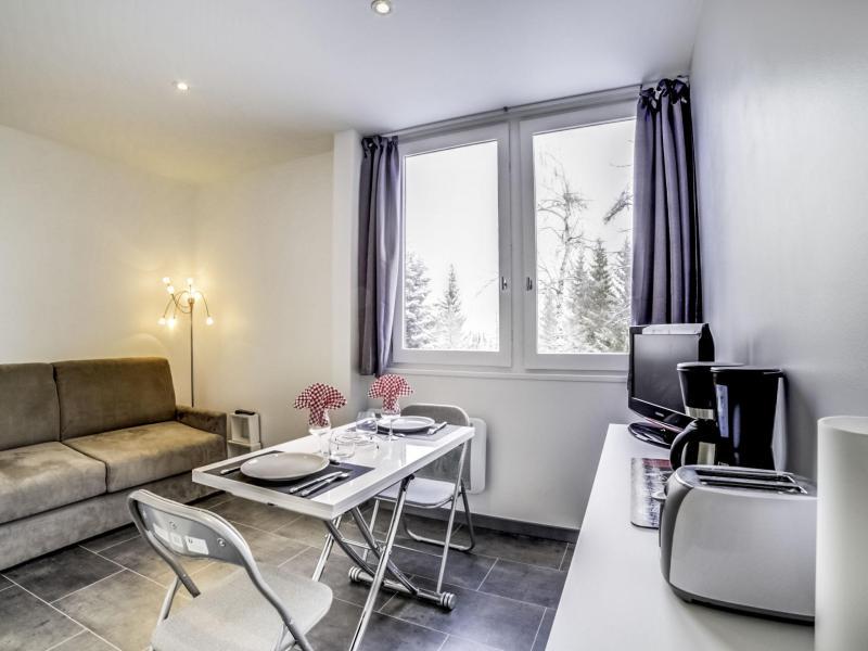 Vakantie in de bergen Appartement 1 kamers 2 personen (1) - Antarès - Le Corbier - Verblijf