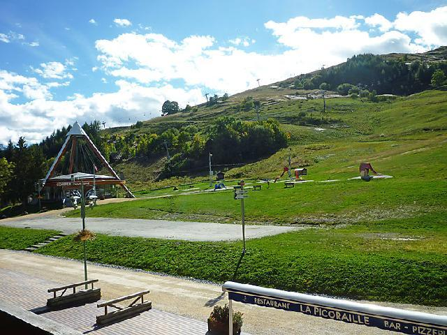 Holiday in mountain resort Apollo - Le Corbier - Accommodation