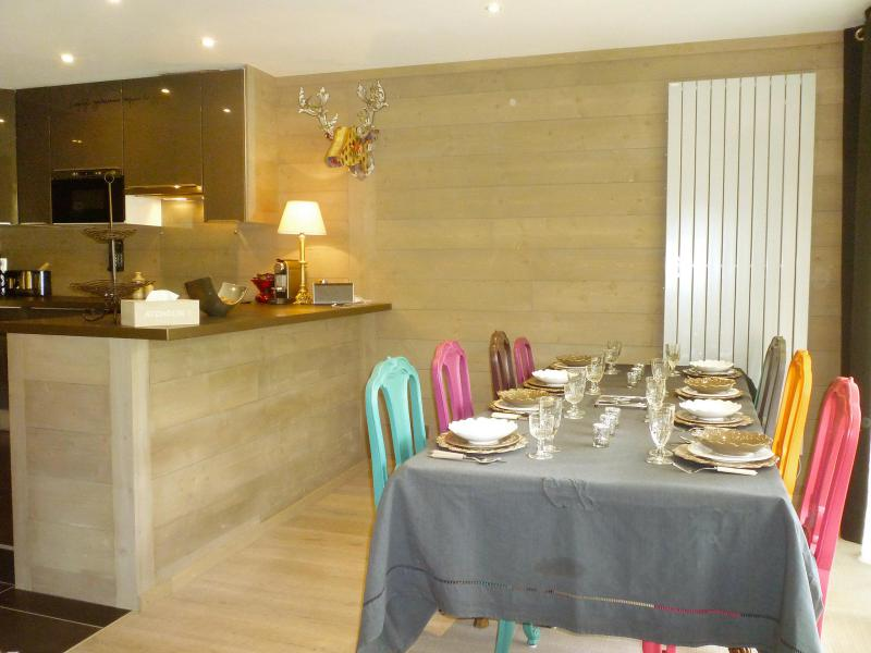 Holiday in mountain resort 4 room apartment 8 people (4) - Apollo - Le Corbier - Accommodation
