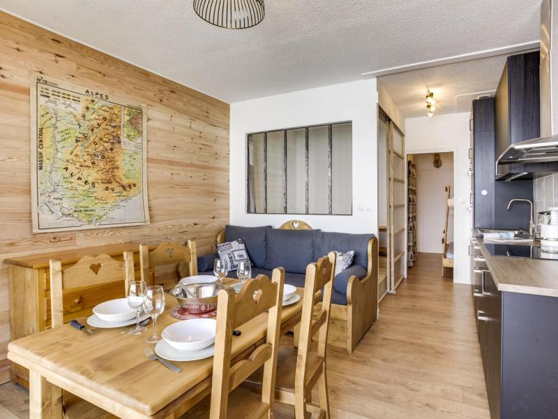 Vakantie in de bergen Appartement 1 kamers 4 personen (2) - Apollo - Le Corbier
