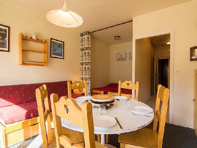 Vakantie in de bergen Appartement 1 kamers 4 personen (2) - Apollo - Le Corbier - Verblijf