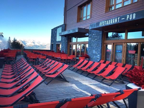 Wakacje w górach Appart'Hôtel Eden - Les Arcs -