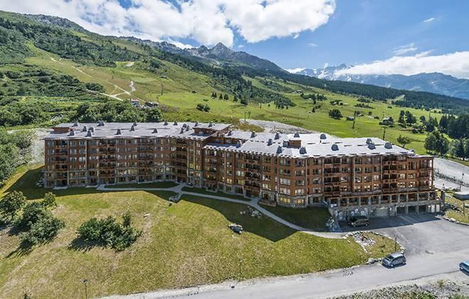 Location 4 personnes arc 1800 alpes du nord montagne for Appart hotel amsterdam 4 personnes