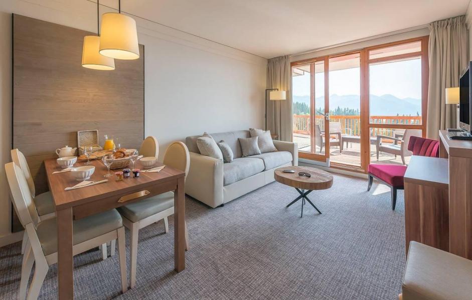 Wakacje w górach Appart'Hôtel Eden - Les Arcs - Pokój gościnny