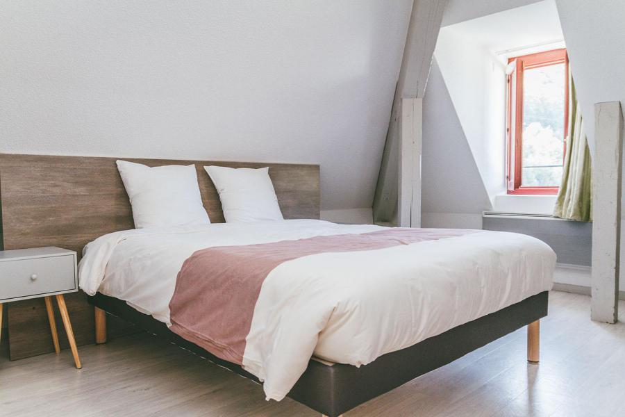 Vakantie in de bergen Appart'Hôtel le Splendid - Le Collet d'Allevard - 2 persoons bed