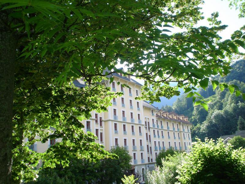 Alquiler al esquí Appart'Hôtel le Splendid - Le Collet d'Allevard - Verano