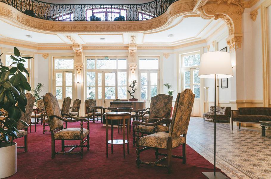 Vacances en montagne Appart'Hôtel le Splendid - Le Collet d'Allevard - Réception