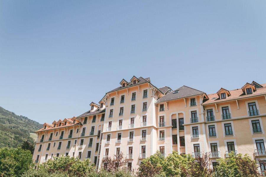 Vakantie in de bergen Appart'Hôtel le Splendid - Le Collet d'Allevard - Buiten zomer