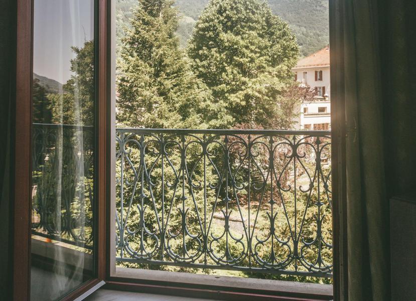 Vacances en montagne Appart'Hôtel le Splendid - Le Collet d'Allevard - Balcon