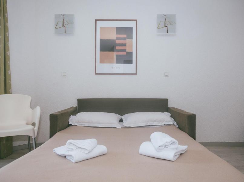 Vacances en montagne Appart'Hôtel le Splendid - Le Collet d'Allevard - Canapé-lit