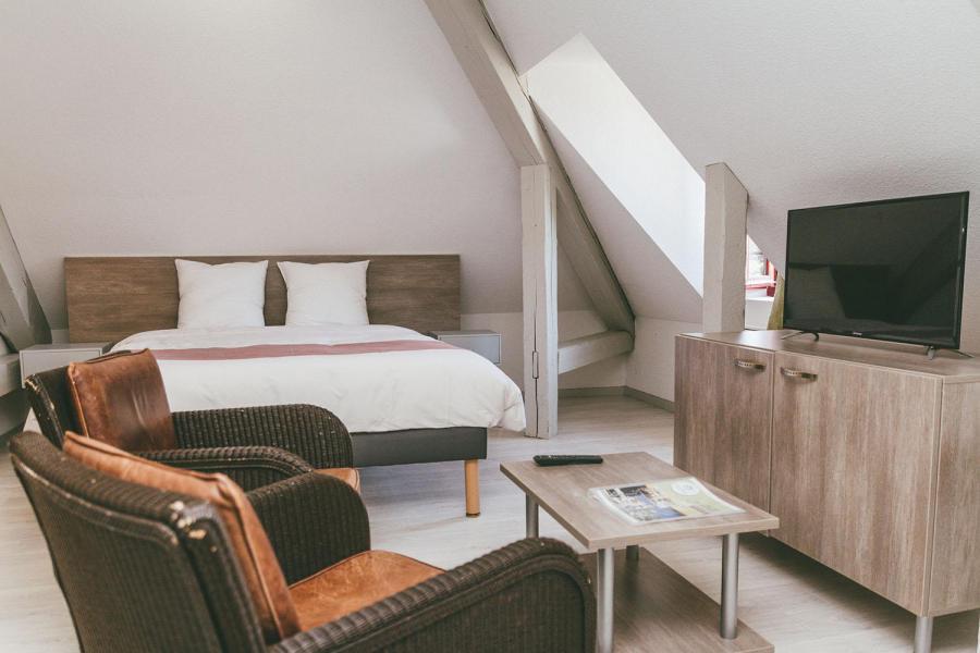 Vacances en montagne Appart'Hôtel le Splendid - Le Collet d'Allevard - Séjour