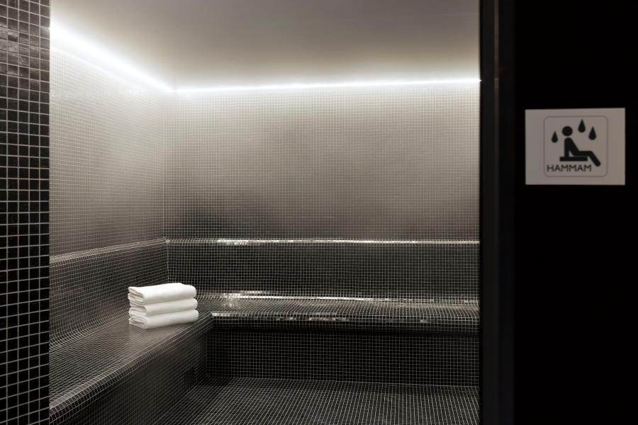 Vacaciones en montaña Araucaria Hôtel & Spa - La Plagne - Baño de vapor
