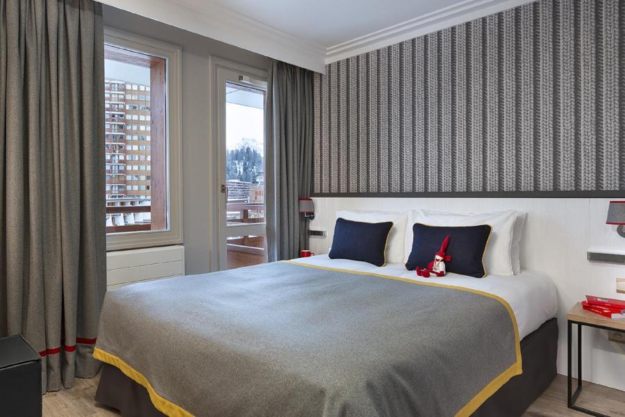 Vacaciones en montaña Araucaria Hôtel & Spa - La Plagne - Habitación