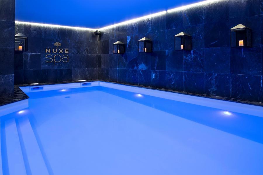 Vacaciones en montaña Araucaria Hôtel & Spa - La Plagne