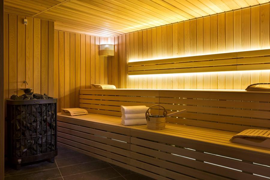 Vacaciones en montaña Araucaria Hôtel & Spa - La Plagne - Sauna