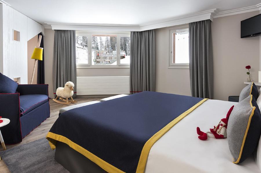 Vacaciones en montaña Araucaria Hôtel & Spa - La Plagne - Sillón-cama