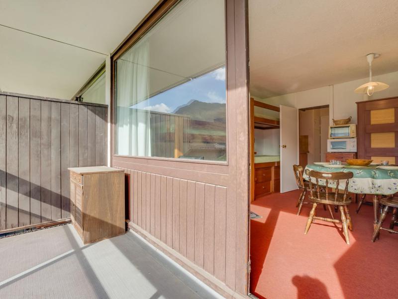 Vakantie in de bergen Appartement 1 kamers 4 personen (5) - Aravis - Les Menuires - Verblijf