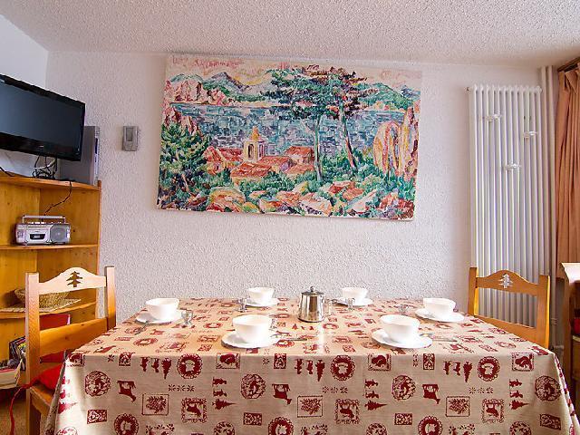 Vakantie in de bergen Appartement 3 kamers 6 personen (2) - Aravis - Les Menuires - Verblijf