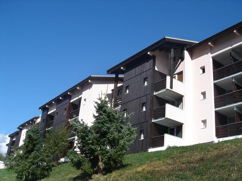 Holiday in mountain resort 2 room apartment 4 people (2) - Arc en Ciel - Les 2 Alpes - Summer outside