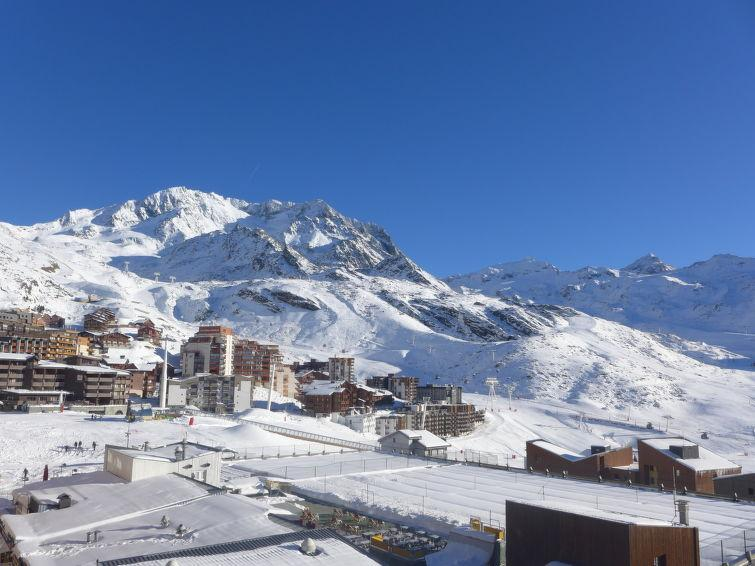 Holiday in mountain resort Arcelle - Val Thorens - Accommodation
