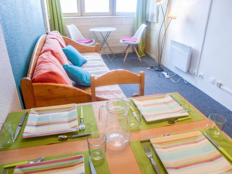 Holiday in mountain resort 1 room apartment 4 people (21) - Arcelle - Val Thorens - Accommodation