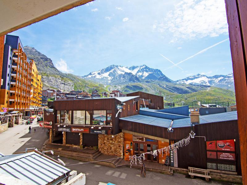 Holiday in mountain resort 2 room apartment cabin 4 people (1) - Arcelle - Val Thorens - Accommodation