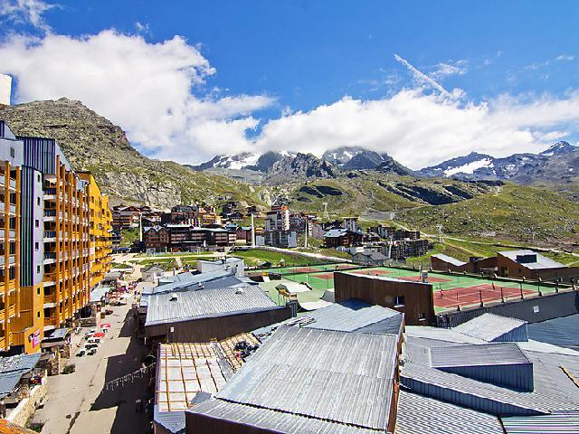 Holiday in mountain resort 2 room apartment cabin 4 people (11) - Arcelle - Val Thorens - Accommodation
