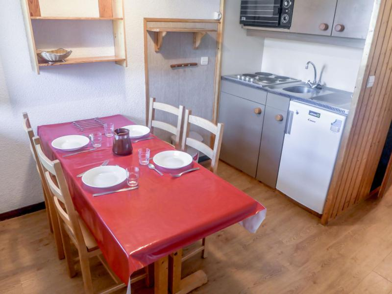 Holiday in mountain resort 2 room apartment cabin 4 people (17) - Arcelle - Val Thorens - Accommodation