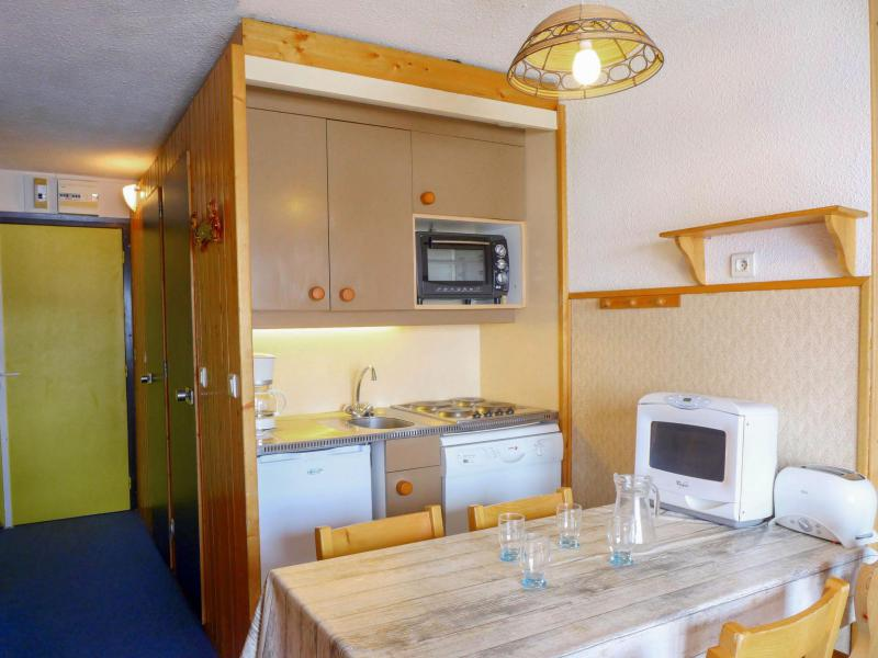 Holiday in mountain resort 2 room cabin apartment 4 people (5) - Arcelle - Val Thorens - Accommodation