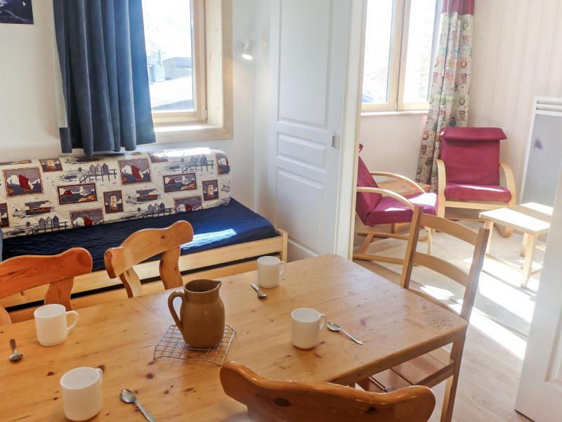 Location au ski Appartement 2 pièces cabine 4 personnes (1) - Arcelle - Val Thorens - Extérieur été