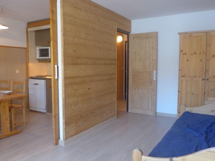 Location au ski Appartement 2 pièces 5 personnes (10) - Arcelle - Val Thorens - Extérieur été