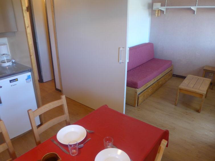 Location au ski Appartement 2 pièces cabine 4 personnes (17) - Arcelle - Val Thorens - Extérieur été