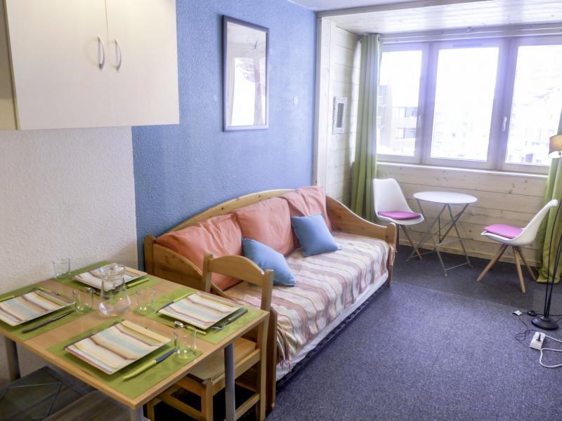 Location au ski Appartement 1 pièces 4 personnes (21) - Arcelle - Val Thorens - Extérieur été