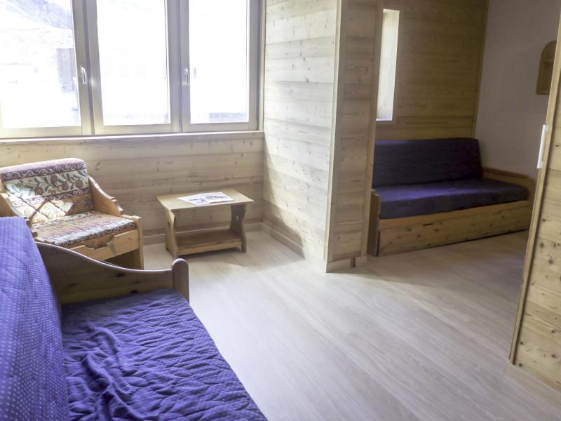 Vakantie in de bergen Appartement 2 kamers 5 personen (10) - Arcelle - Val Thorens