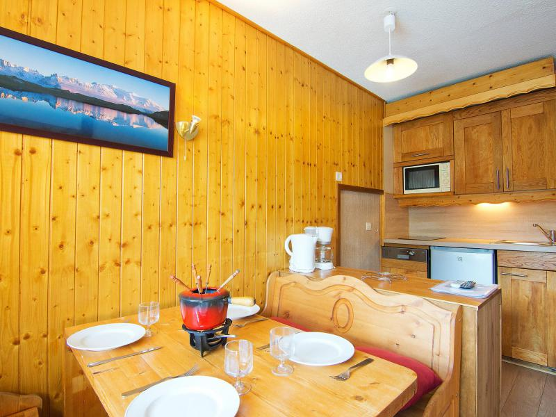 Holiday in mountain resort 2 room apartment cabin 4 people (11) - Arcelle - Val Thorens - Summer outside