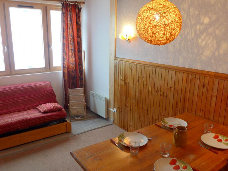 Holiday in mountain resort 2 room apartment cabin 4 people (14) - Arcelle - Val Thorens - Summer outside