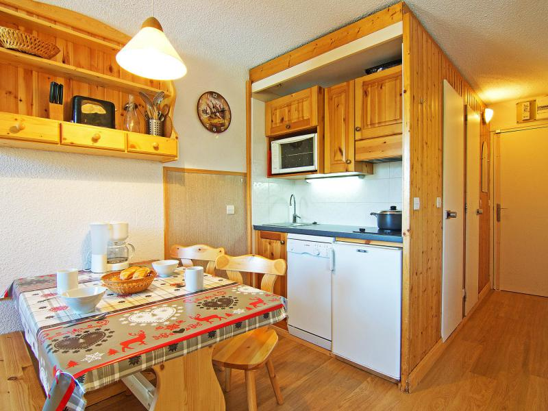 Holiday in mountain resort 2 room apartment 4 people (20) - Arcelle - Val Thorens - Summer outside