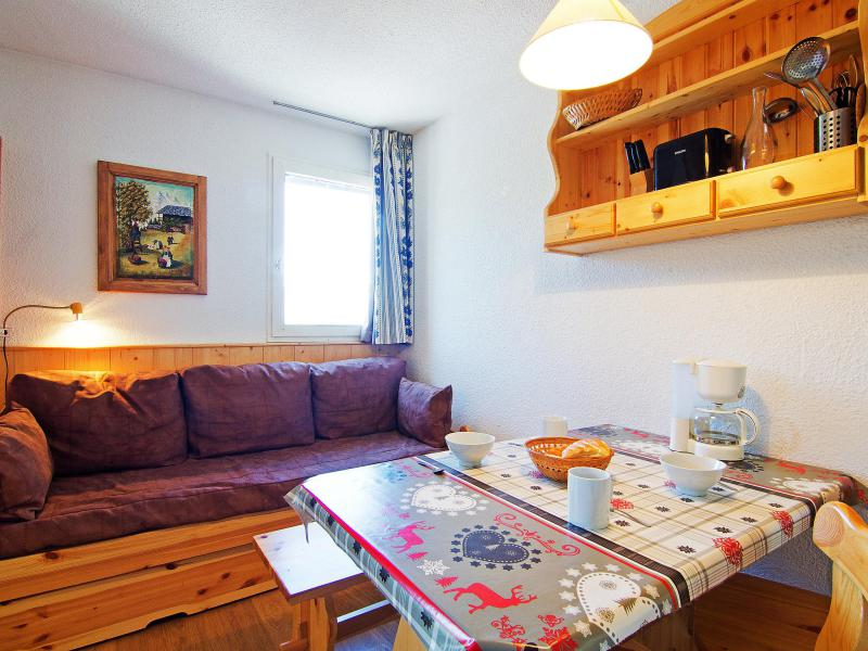 Vakantie in de bergen Appartement 2 kamers 4 personen (20) - Arcelle - Val Thorens