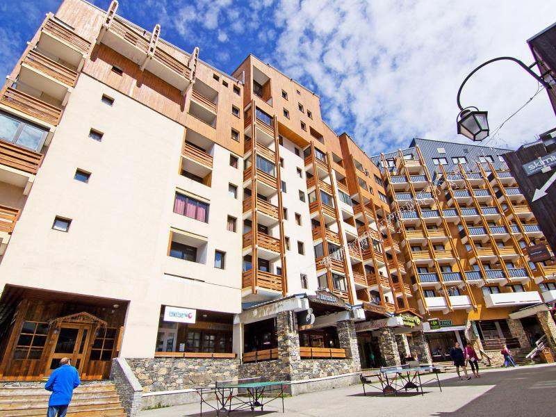 Holiday in mountain resort Arcelle - Val Thorens - Summer outside