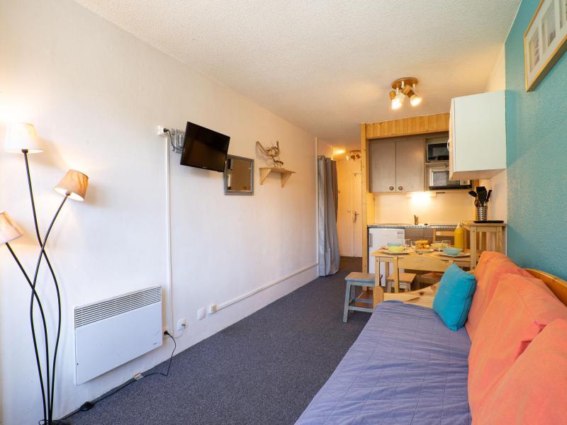 Vakantie in de bergen Appartement 1 kamers 4 personen (21) - Arcelle - Val Thorens
