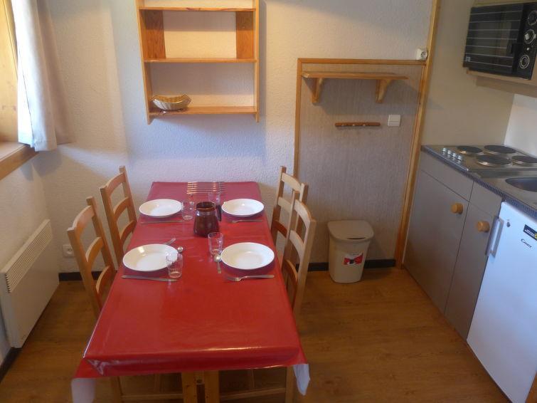 Vakantie in de bergen Appartement 2 kabine kamers 4 personen (17) - Arcelle - Val Thorens - Verblijf